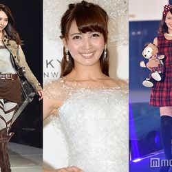 モデルプレス - 妊娠発表の加藤夏希、女優・モデルとして高い支持 アニメ好きな一面も<略歴>