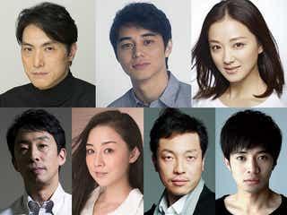 V6岡田准一主演映画、東出昌大ら豪華キャスト発表