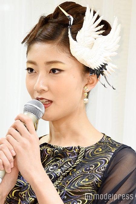 熊井友理奈(C)モデルプレス