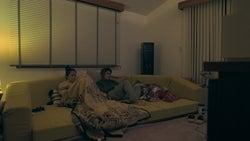 まや、海斗「TERRACE HOUSE OPENING NEW DOORS」39th WEEK(C)フジテレビ/イースト・エンタテインメント
