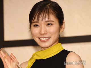 松岡茉優、願望告白「皆さん、田中圭の方に寄せてますよね?」<エランドール賞>