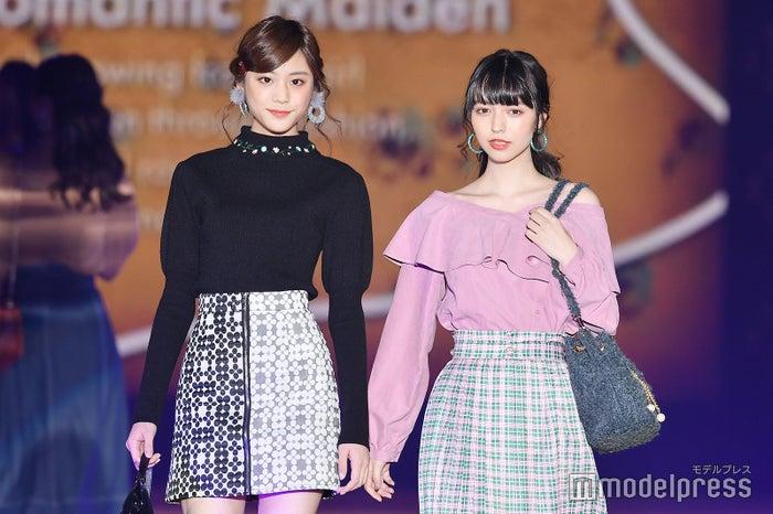 貴島明日香、多屋来夢 (C)モデルプレス