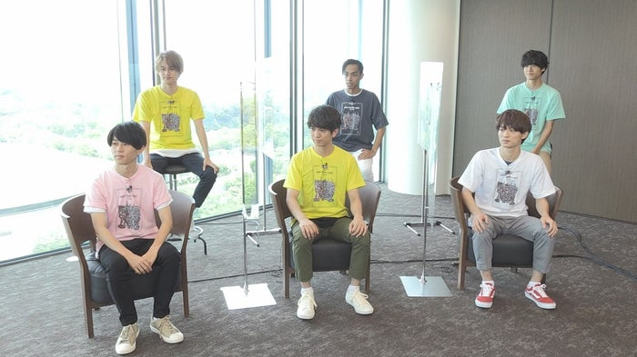 Aぇ! group、自ら選曲したスペシャルメドレー披露<24時間テレビ43>