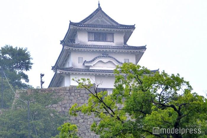 日本の100名城にも選ばれた「丸亀城」 (C)モデルプレス