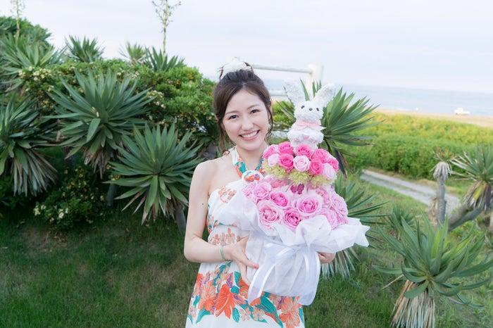 「サヨナラ、えなりくん」クランクアップを迎えた渡辺麻友(画像提供:テレビ朝日)