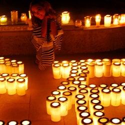 ウギャルLie、「笑顔が溢れた」被災地での追悼イベントをサポート