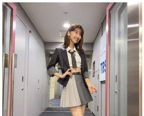 "AKB48柏木由紀、新曲「根も葉もRumor」初披露間に合わずも衣装着用 ""大人も着れる制服""に歓喜"