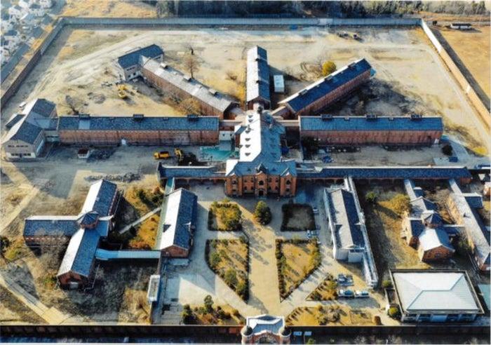 旧奈良監獄/画像提供:星野リゾート
