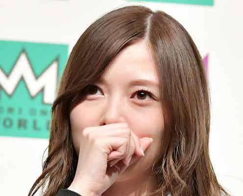 乃木坂46白石麻衣、卒業発表の生駒里奈にコメント
