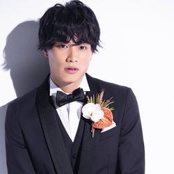 鈴木伸之、イケメンすぎる新郎姿を初披露 プロポーズの言葉は?理想の結婚時期も明かす