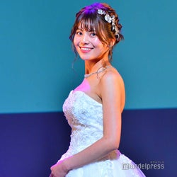 「MISS CIRCLE CONTEST 2020」準グランプリ・小山倫可さん(C)モデルプレス