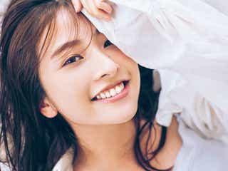 TBS日比麻音子アナ、グラビア初挑戦 自然体の素顔で魅せる