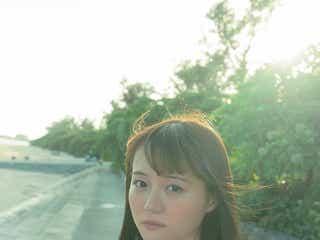 「けものフレンズ」出演の美女声優・尾崎由香、水着解禁 甘い顔立ち&フレッシュボディで魅了
