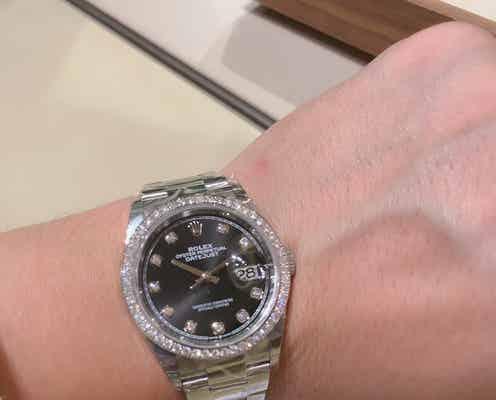 アレク、妻・川崎希が予算1000万円で時計を検討中「俺も買ってもらうかな?」