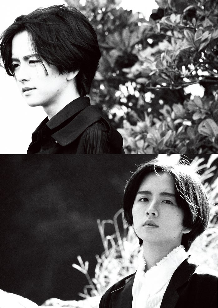 板垣李光人「Rihito 18」より収録カット/三浦貴大撮影(C)SDP