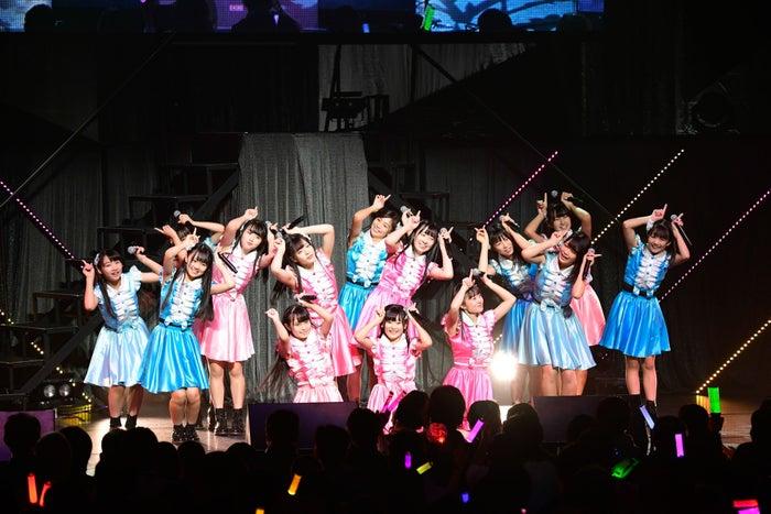 5期生「HKT48コンサート in 東京ドームシティホール~今こそ団結!ガンガン行くぜ8年目!~」(C)AKS