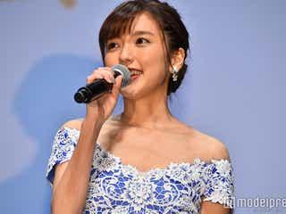 真野恵里菜、柴崎岳との結婚祝福に感謝「涙が出そうになりました」