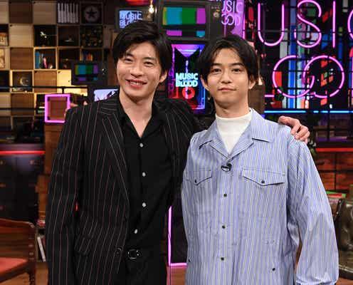 田中圭&千葉雄大にサプライズ発表「THE MUSIC DAY」でスカパラと初コラボ決定
