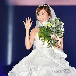 菊地亜美、ウェディングドレスで「TGC」初登場<TGC熊本2019>
