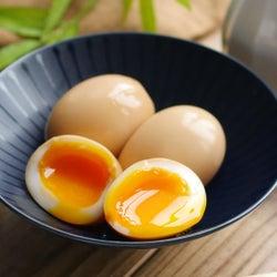 黄身がとろ〜り。基本の「煮卵」レシピ