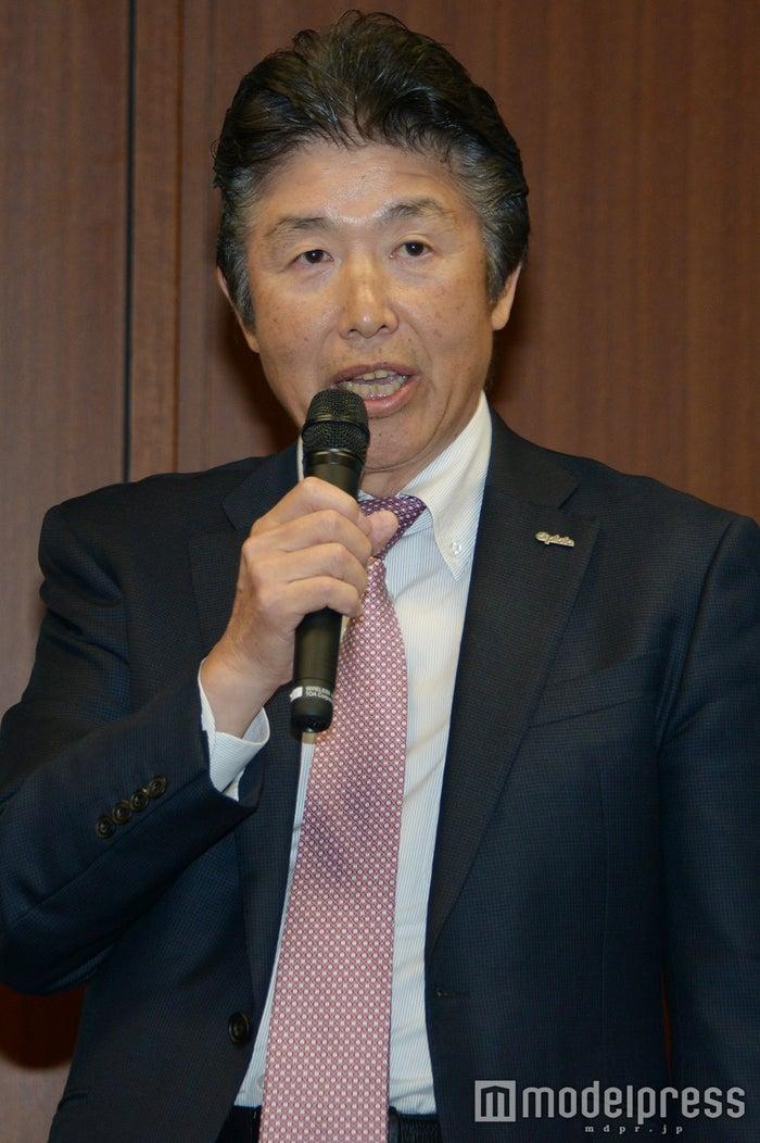 NTTぷらら板東浩二・代表取締役社長(C)モデルプレス