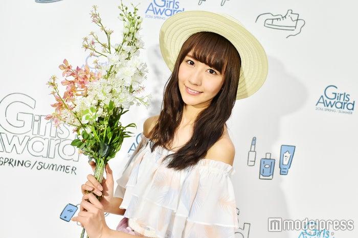欅坂46の長身美女・土生瑞穂の一問一答!「この春に始めたいことは?」「スタイルキープの秘訣は?」(C)モデルプレス