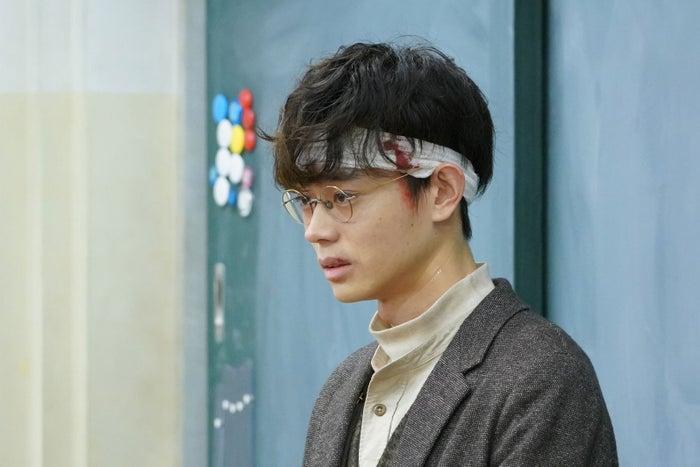 菅田将暉/「3年A組 ―今から皆さんは、人質です―」第9話より(C)日本テレビ