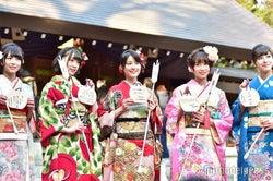 左から:北野日奈子、堀未央奈、生田絵梨花、中元日芽香、斎藤ちはる(C)モデルプレス