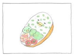 お弁当をラクに可愛くできるアイテム発見! 幼稚園児が喜ぶお弁当になった~【ぎゅうにゅう日記】