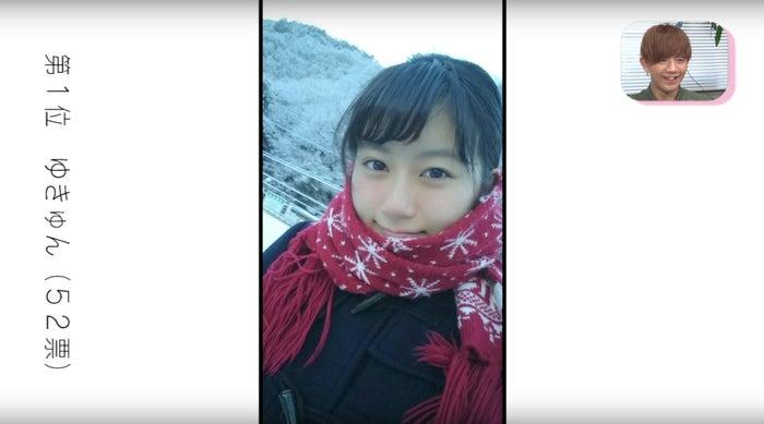 1位:ゆきゅん(52票/関西地方グランプリ)/画像提供:女子高生ミスコン