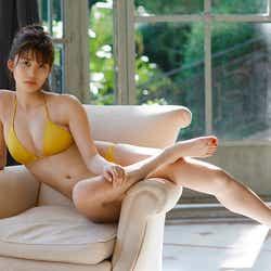モデルプレス - 小倉優香、水着&ランジェリーで抜群スタイル セカンド写真集に「手応えは十分」