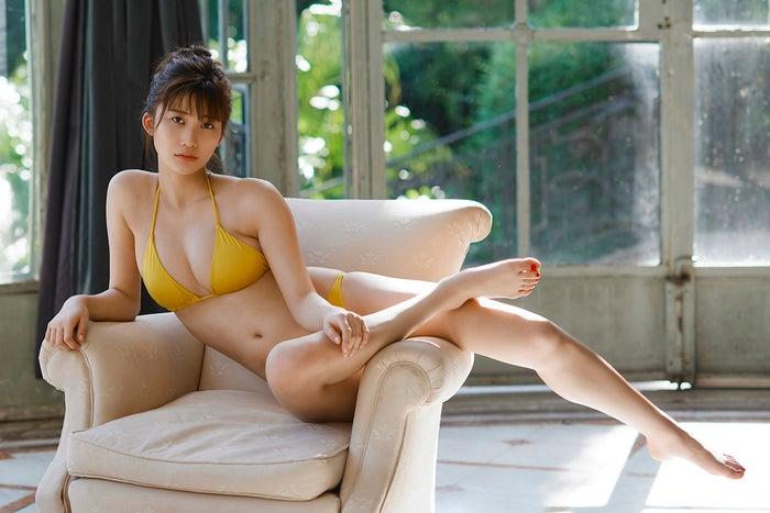 小倉優香(C)熊谷 貫/集英社