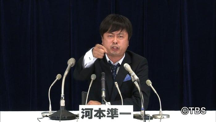 ぬるぬる相撲1年半ぶりの復活に、次課長・河本が草野仁を挑発?