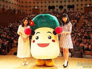 永作博美&佐々木希が感涙「本当に幸せでした」