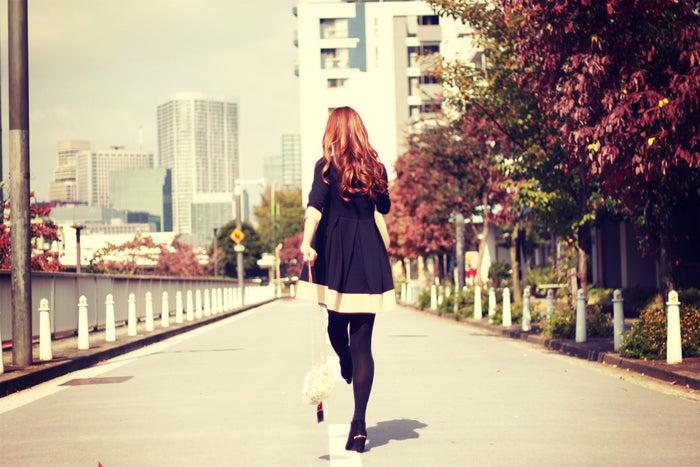 追いかけられる女性を目指してみて/Photo by GIRLY DROP