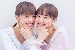 佐藤晴美、松井愛莉(画像提供:主婦の友社)