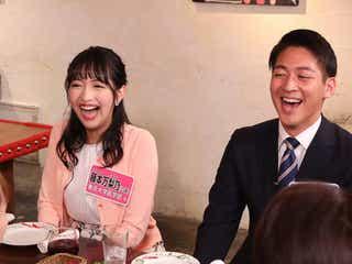 フジテレビ新人アナ堀池亮介&藤本万梨乃「ダウンタウンなう」でTV初出演