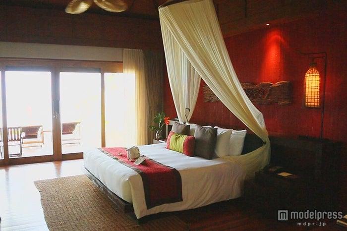 パンガン島オーシャンプールヴィラ/海を望めるプール付きのヴィラ1泊1室料金 約87,000円/画像提供:TBS