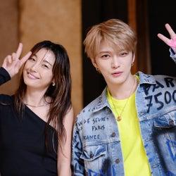 ジェジュン、木下優樹菜に寄り添い歌う MVに平祐奈&バナナマン日村勇紀登場