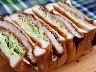 行楽やブランチで食べたい「我が家のサンドイッチ」【編集部員のリアルな食生活】