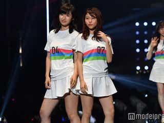 AKB48チーム8、パラ陸上辻沙絵選手とランウェイ登場<TGC2017A/W>