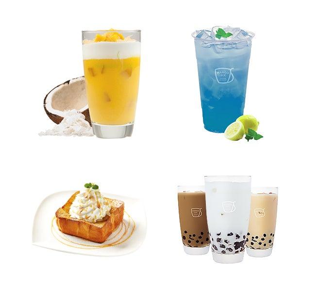 CAFE MANGOSIX/画像提供:オニクル