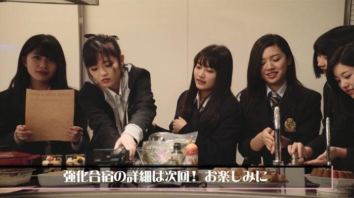 「女子高生ミスコンFINALIST~ハレトキドキJK~」第3回予告編より(提供画像)