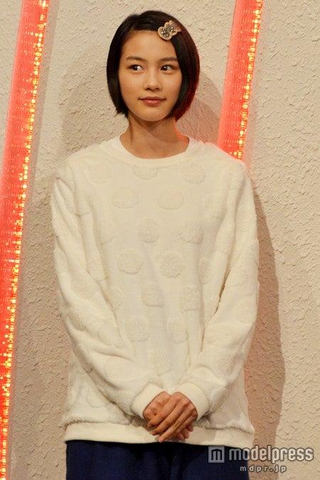 「第64回NHK紅白歌合戦」のリハーサル2日目に登場した能年玲奈