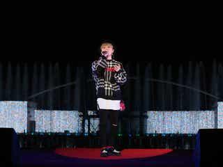 Shuta Sueyoshi(AAA)、1000人から歓声&イルミネーションに包まれ新曲初披露