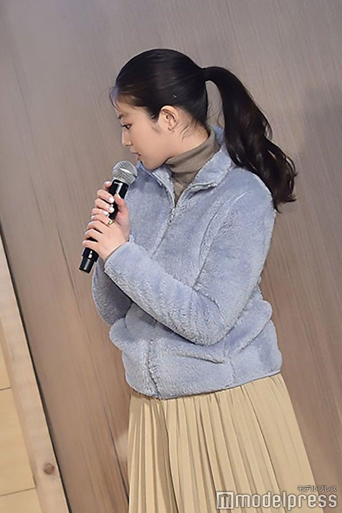 今田美桜(ポニーテール) (C)モデルプレス