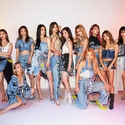 E-girlsインタビュー連載スタート ツアーリハ密着&好きな楽曲ベスト3も発表