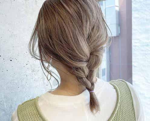 涼しさもおしゃれもいいとこ取り♡ マンネリしない真夏の「アレンジヘア」