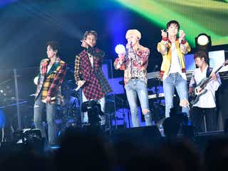 WINNER、MINOの涙にファンもらい泣き 初生バンドで魅了<WINNER JAPAN TOUR 2019>