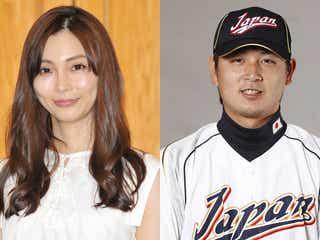 押切もえ、プロ野球・涌井秀章投手との結婚を発表<双方コメント全文>